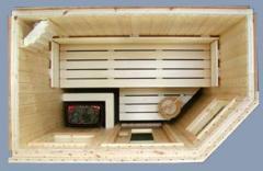 DIY Saunas