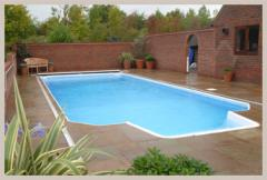 Pool design and build service