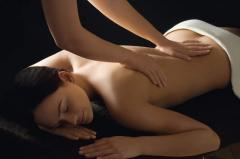 Replenishing body massage