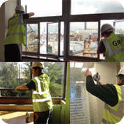 Glazing Surveys, Maintenance & Cleaning