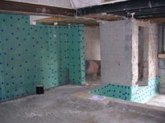 Structural Waterproofing service