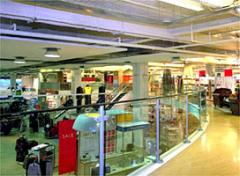 Retail Display & Stockroom Solutions