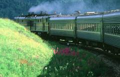 Trans-Siberian Railway Travel & Rail Journeys
