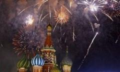 Festive Moscow City Break tour