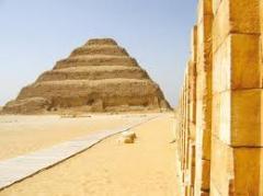 Pyramids to Petra tour