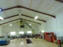 Warehouse Insulation